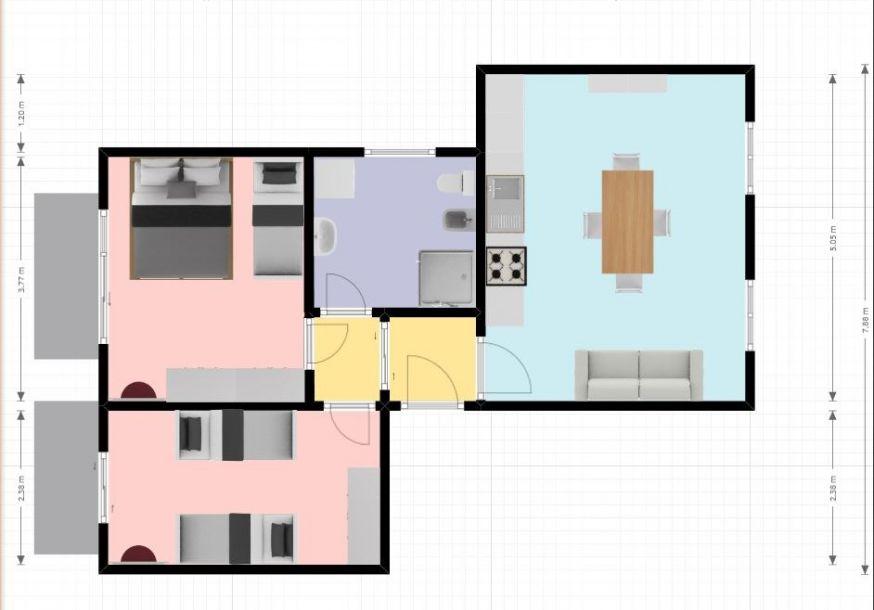 Apartments Riccomi Daniela
